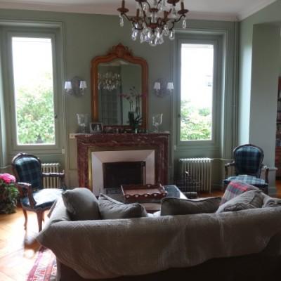 rnovation chemine ancienne rnovation du salon chemine dans une maison ancienne prs de lyon with. Black Bedroom Furniture Sets. Home Design Ideas