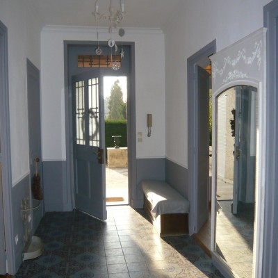R novation int rieure maison ancienne lyon vertinea for Amenagement interieur maison 1930 nord