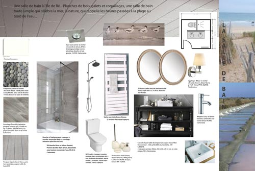 conseil deco conseil dco accessoire dco salle de bain dtente moodboard with conseil deco great. Black Bedroom Furniture Sets. Home Design Ideas