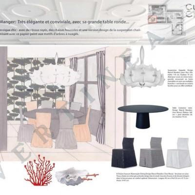 salle-à-manger-appartement--lyon-Ainay