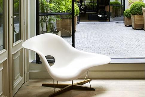 La chaise des Eames