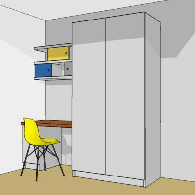 Decoratrice lyon home staging perspective bureau gailleton