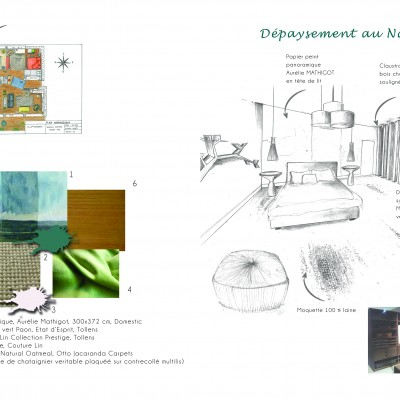 decoratrice lyon home staging croquis parents