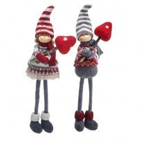 Lutins Red Christmas SIA