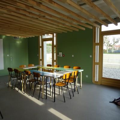 Rénovation intérieure Aménagement et décoration interieur salle des fêtes Lyon conseil décoratrice d'intérieur Lyon
