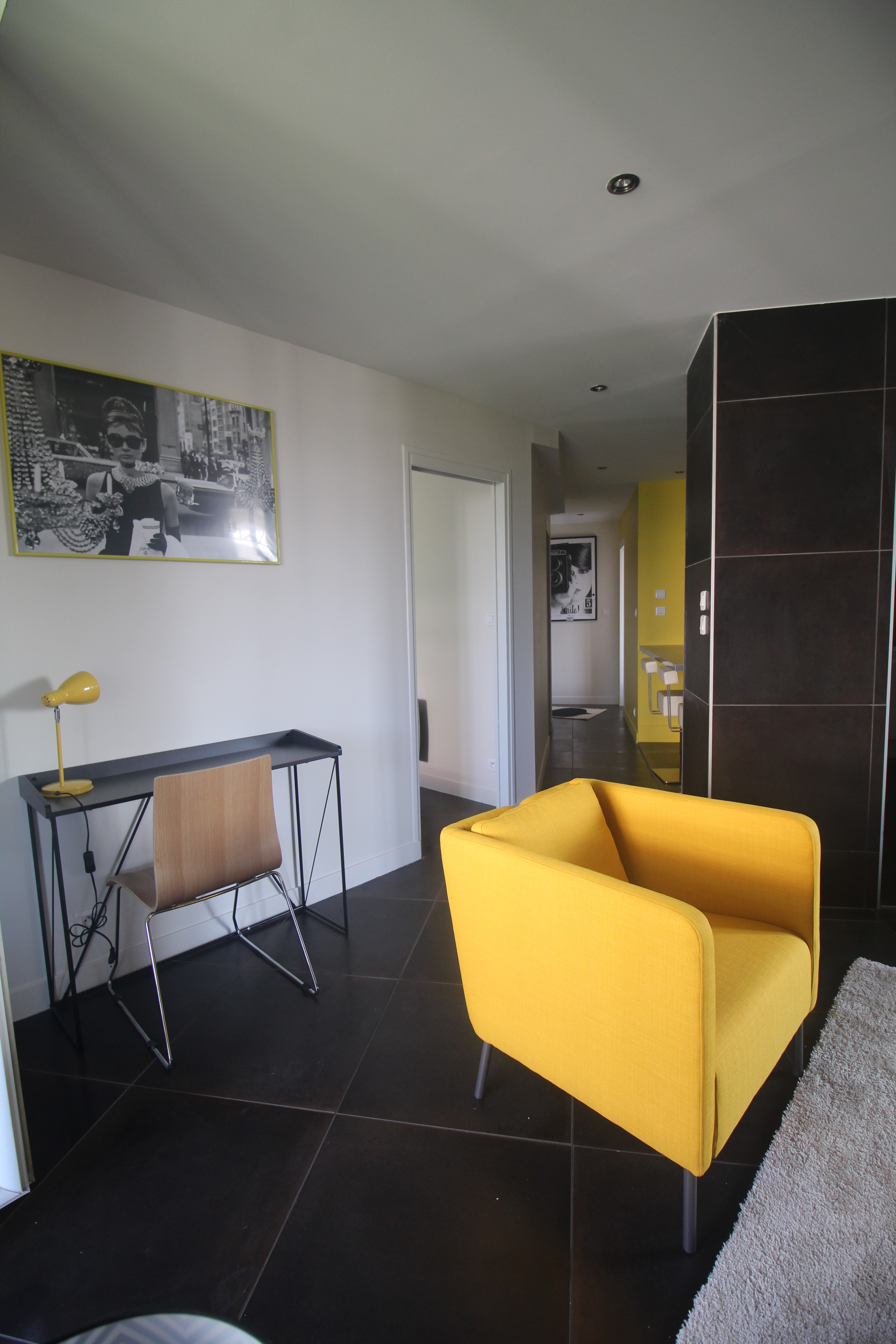relooking d 39 un appartement t3 dans le quartier d 39 affaires de part dieu vertinea. Black Bedroom Furniture Sets. Home Design Ideas