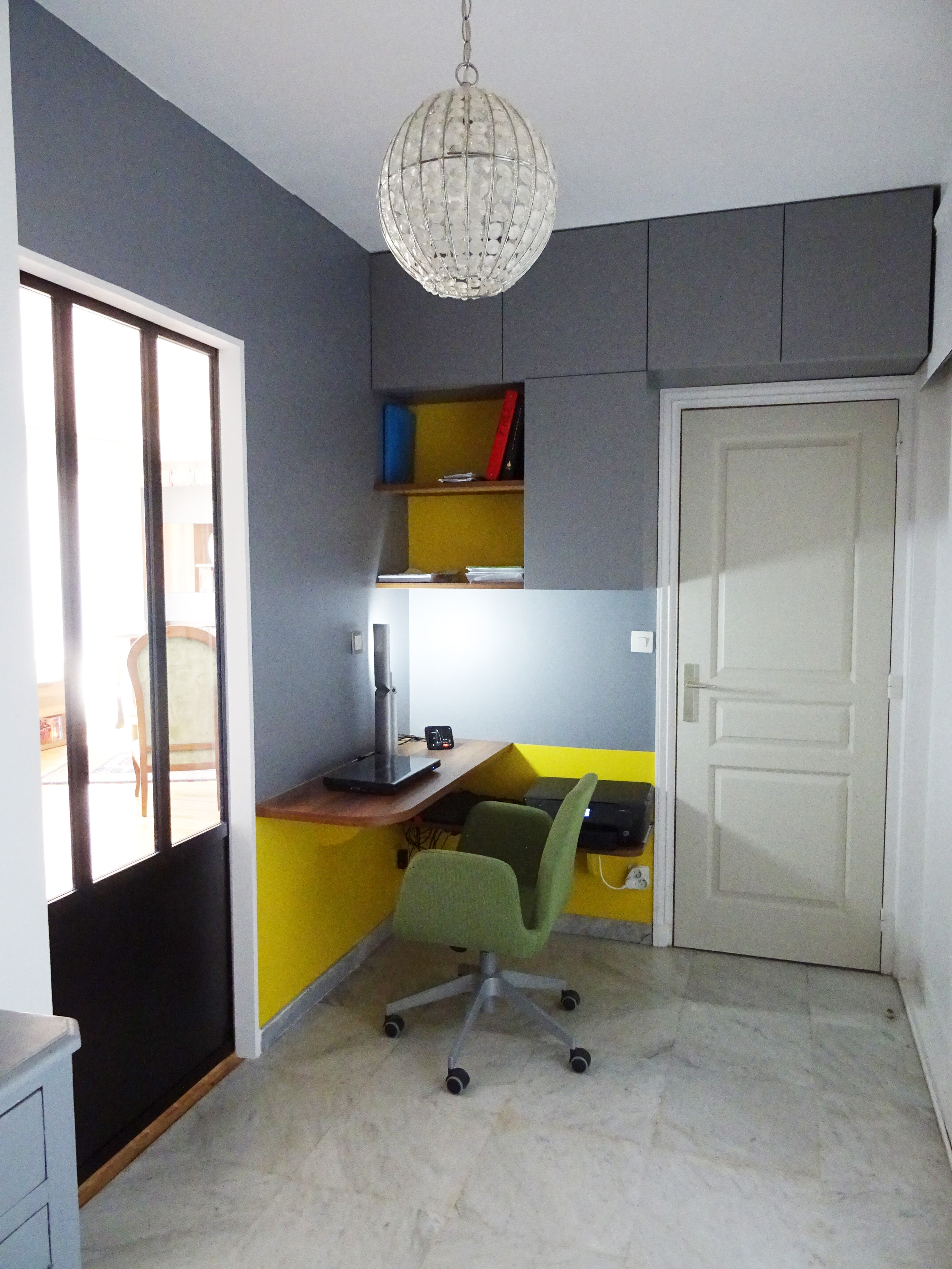 Miroir Salle De Sejour aménagement et décoration d'un espace salon/salle à manger à
