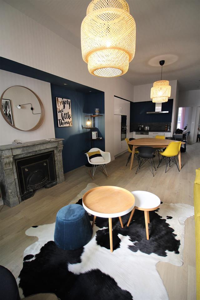 Am nagement d 39 un appartement lyon 6 vertinea for Deco appartement bourgeois