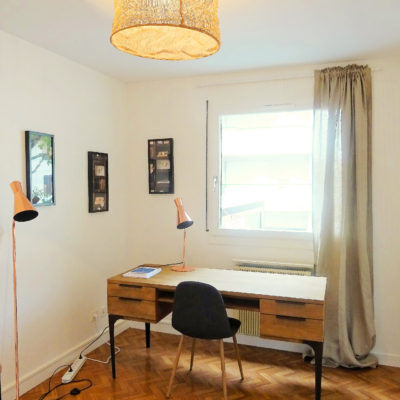 Décoration intérieure, aménagement, rénovation et suivi de chantier Lyon, appartement Lyon - Bureau