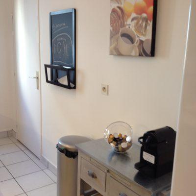 Décoration intérieure, aménagement, rénovation et suivi de chantier Lyon, appartement Lyon - Cuisine