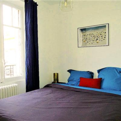 Décoration intérieure, aménagement, rénovation et suivi de chantier maison Lyon, appartement Lyon - Chambre