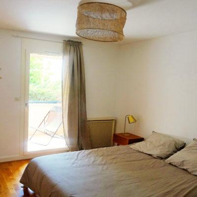 Décoration intérieure, aménagement, rénovation et suivi de chantier Lyon, appartement Lyon - Chambre parentale