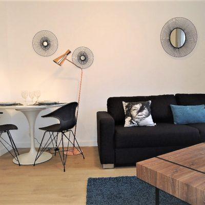Décoration intérieure, aménagement, rénovation et suivi de chantier maison Lyon, appartement Lyon - Salon