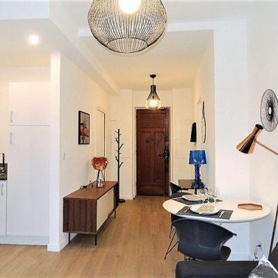 Décoration intérieure, aménagement, rénovation et suivi de chantier maison Lyon, appartement Lyon - Entrée
