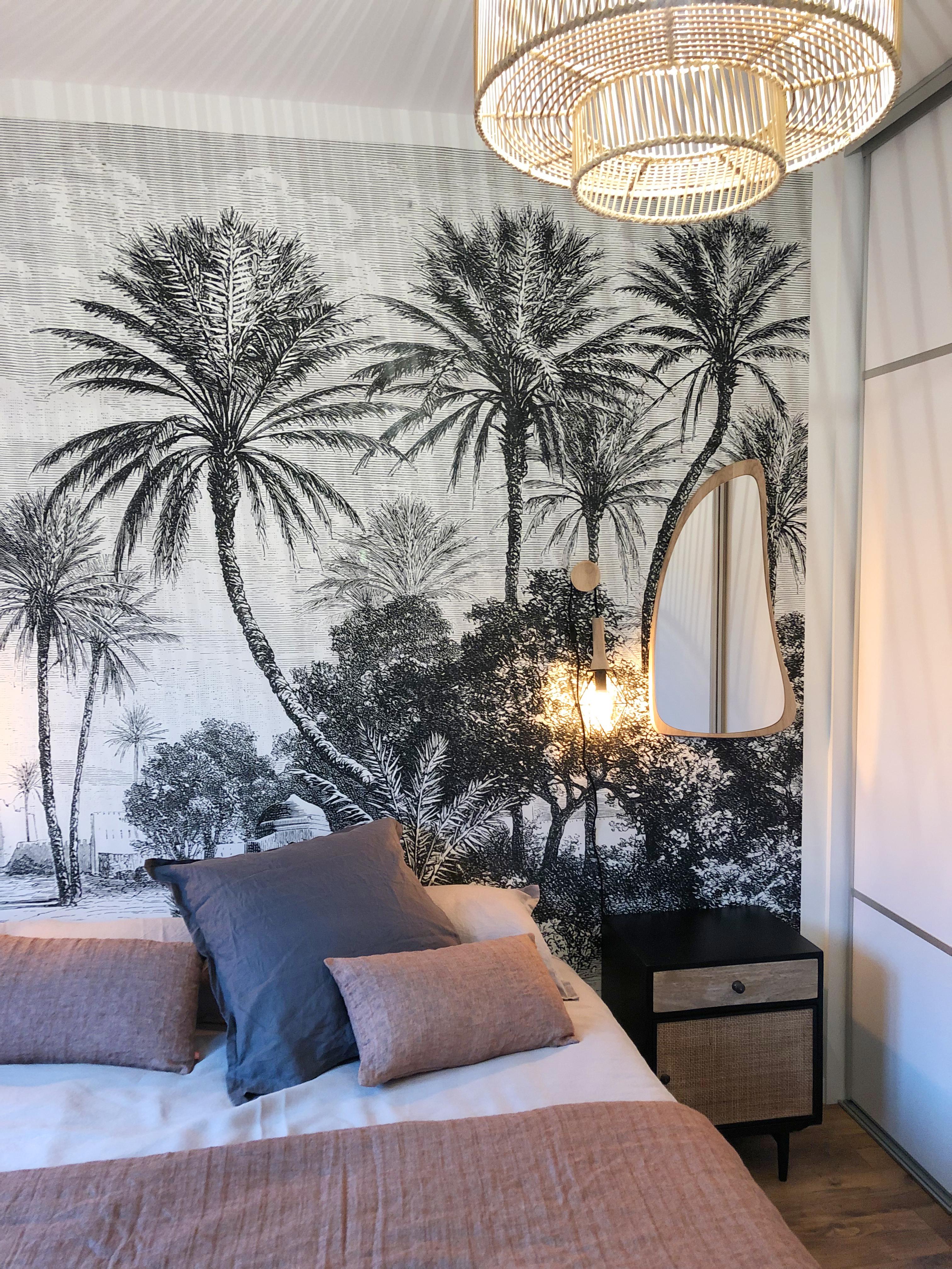 ... Chambre Qui Fait Rêver   Aménagement Et Décoration Intérieure Du0027une  Chambre De Style Ethnic ...