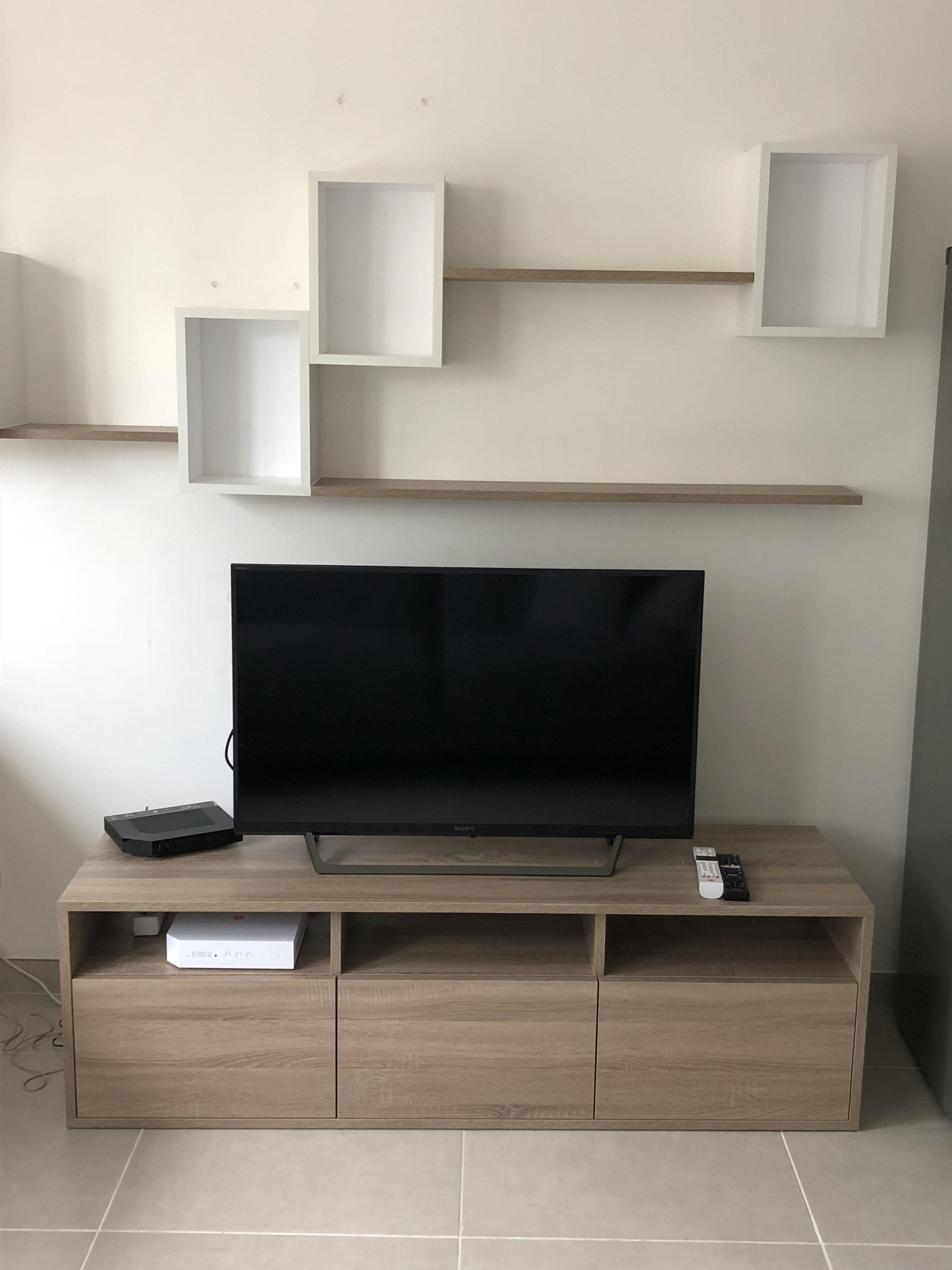 Meuble Sur Mesure Salon conception de mobilier sur mesure dans un appartement à lyon